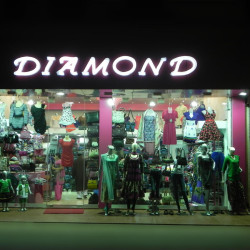 Diamond Wear Clothing Shop in Margao