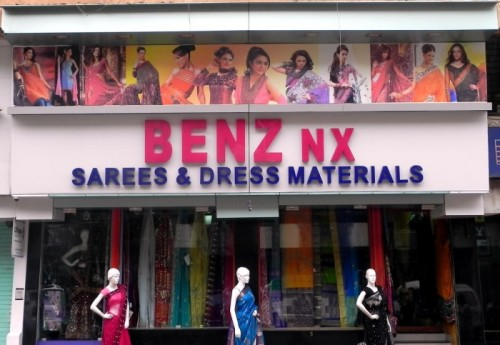 Benz Nx Clothing Shop in Panjim
