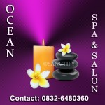 Ocean Spa & Salon in Colva, Margao, Goa