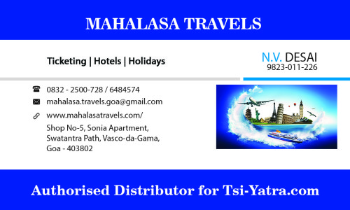 Travel Agency | Travel Agents - Vasco-Da-Gama,Goa