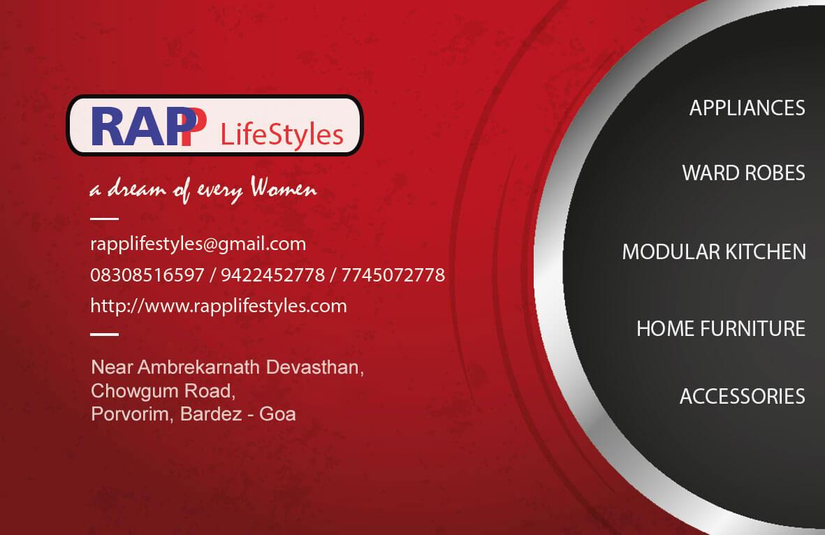 RAPP Lifestyles - Modular Kitchen Dealer Shop in Porvorim, Goa