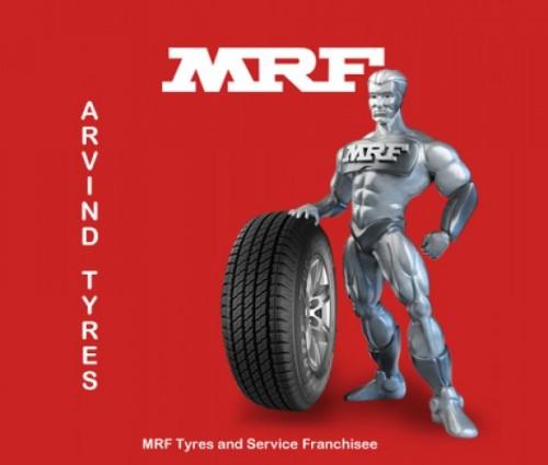 MRF Tyres In Vasco Goa