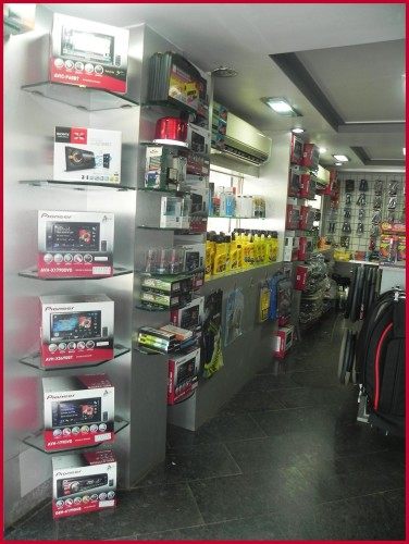 Apex 2001 Automobiles Accessories Shop In Goa Car Accessories Shop