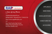 RAPP Lifestyles - Modular Kitchen Dealer Porvorim Goa